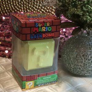 🔥3 for $15 Super Mario bath bomb